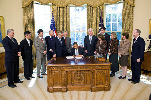 President Obama Signs Travel Promotion Act