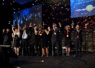 Marriotts Award of Excellence Honorees