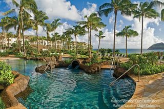 Marriott Vacation Club Collection - Marriott's Kauai Lagoons Hawaii