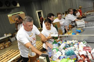 Guests Giving Back Through Marirotts New Orleans Voluntourism Package