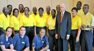 Bill Marriott and Harbor Beach Associates