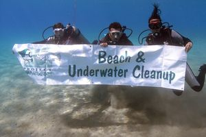 Underwater Clean Up 1