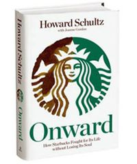 %22Onward%22 by Howard Schultz