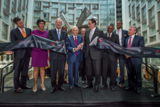 Ribbon Cutting at Marriott Marquis Washington DC