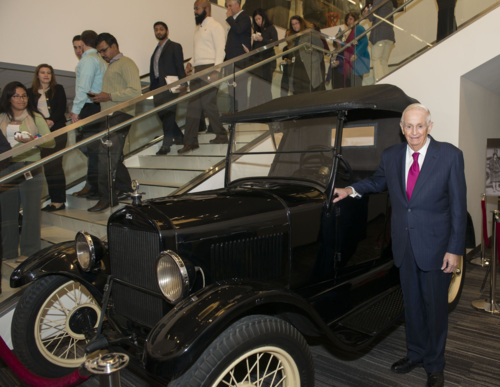 Bill Marriott Model T