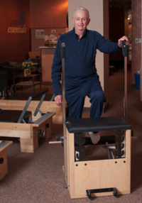 Bill Marriott Pilates