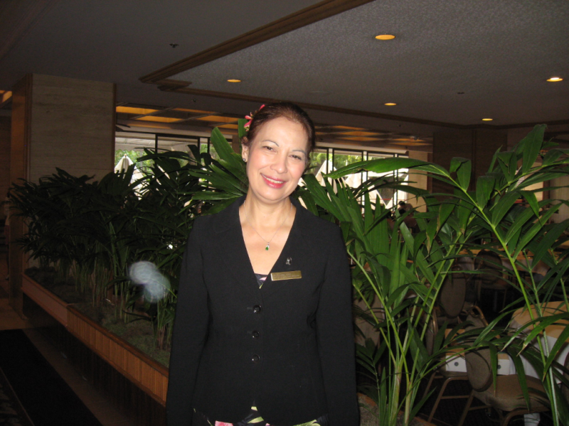 Aloha Spirit to Serve - Kehaulani Kam
