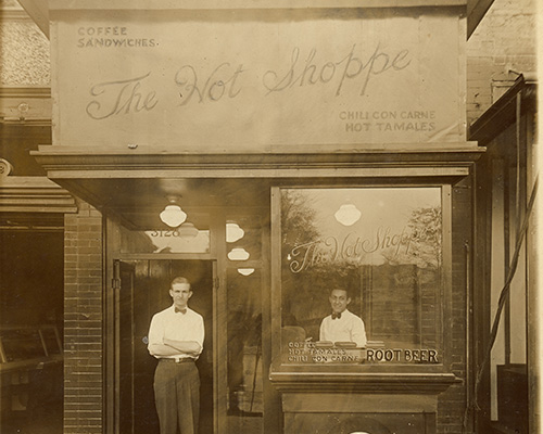 Hot Shoppe #1 JWM Sr and Smice 1927_500